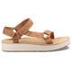 Teva W's Midform Universal Geometric Sandals Tan